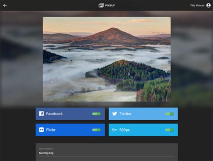 PixBuf. Gérer les photos sur les réseaux sociaux | Les outils de la veille | TIC et TICE mais... en français | Scoop.it
