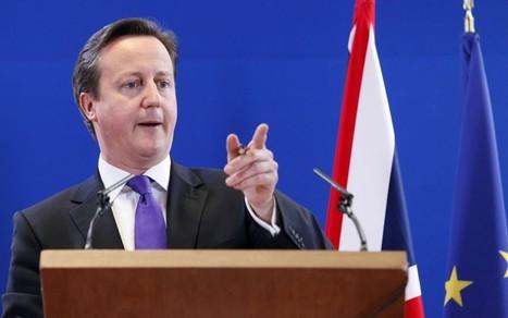 David Cameron backs Jerusalem as English national anthem - Telegraph   Referendum 2014   Scoop.it