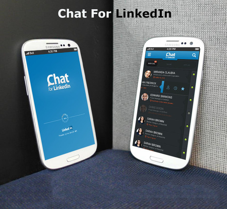 Chat for LinkedIn | Professional Network | Blink Chat for LinkedIn™ | Scoop.it