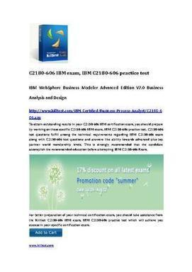 IBM C2180-606 Killtest Practice Exam - Doocu.com   IT Certification Exams   Scoop.it