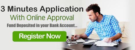 Cash Loans Online- Payday Advance Loans- Cash Loans Today | Cash Loans Today | Scoop.it