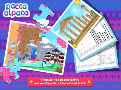 Pacca Alpaca - A Worldwide Adventure with 50 Fun Activities - Fun Educational Apps for Kids | Best Apps for Kids | Scoop.it