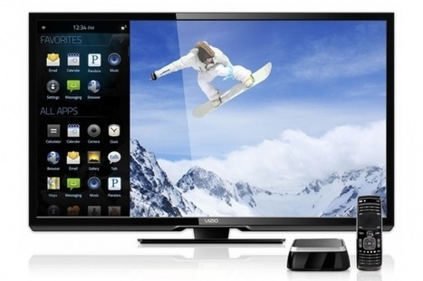 Where were all the Google TVs at CES?   OTT Video   Scoop.it