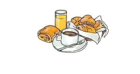 Top 5: les meilleurs petits-déjeuners   Gastronomie Française 2.0   Scoop.it