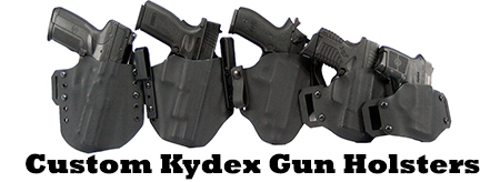 Kydex: An Alternative To Leather For Holsters   911Gear.ca - Security Equipment   Police Gear   Scoop.it