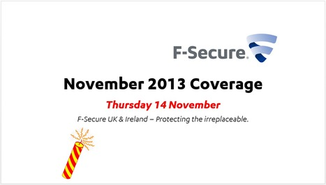 November Coverage (14th) | F-Secure Coverage (UK) | Scoop.it