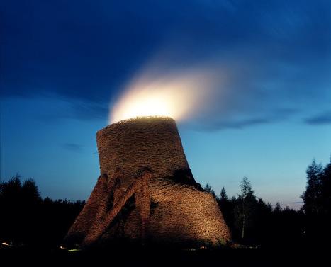 "Nikolay Polissky:  ""Volcano"" | Art Installations, Sculpture, Contemporary Art | Scoop.it"