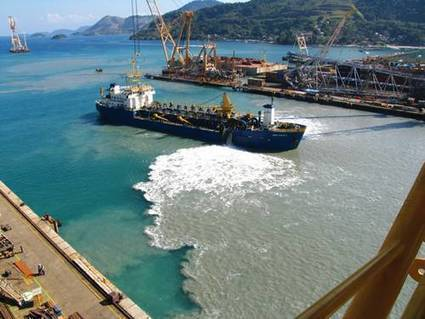 Shipbuilding, Repair and Conversion: Brazil's Quick Fix   Marine & Vessels   Scoop.it