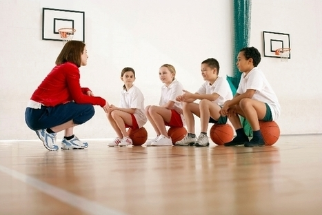 Many schools cutting back on physical education | Children's Play | Scoop.it