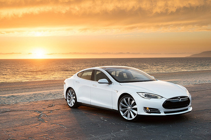 Hertz Adds Tesla Model S To US Dream Cars Lineup | Sustain Our Earth | Scoop.it