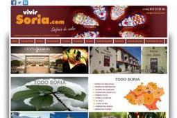 25 empresas promueven la comercializadora de turismo Vivir Soria | Castilla y León Económica | vivirsoria | Scoop.it
