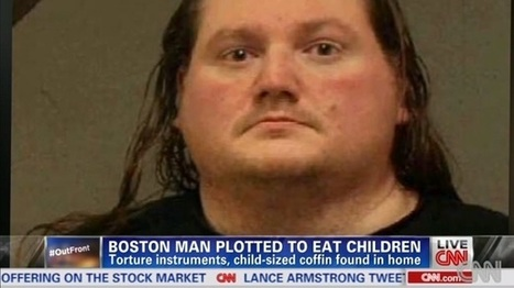 Massachusetts man planned to eat children, prosecutors say | Community Village Daily | Scoop.it