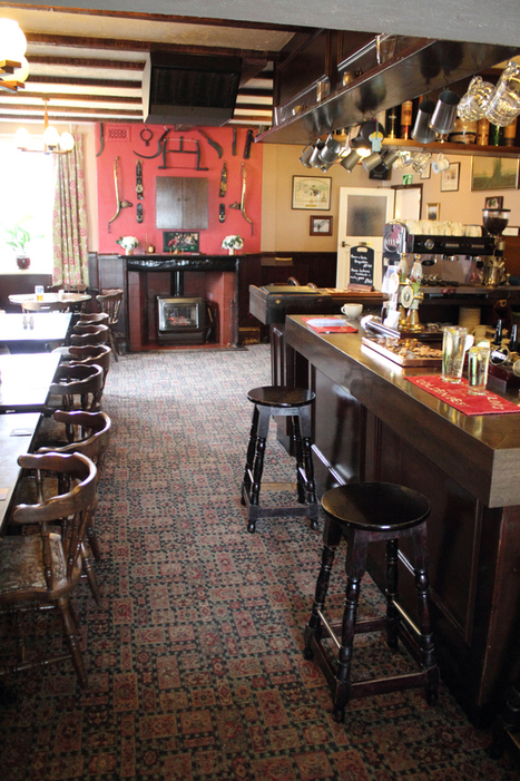 Great East Yorkshire Pubs: Wolds Inn, Huggate | Yorkshire Wolds Way | Scoop.it