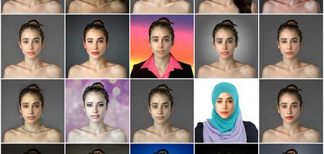 Cette femme se fait Photoshoper selon les normes de beauté de plus de 20 pays | Sélections de Rondement Carré sur                                                           la créativité,  l'innovation,                    l'accompagnement  du projet et du changement | Scoop.it