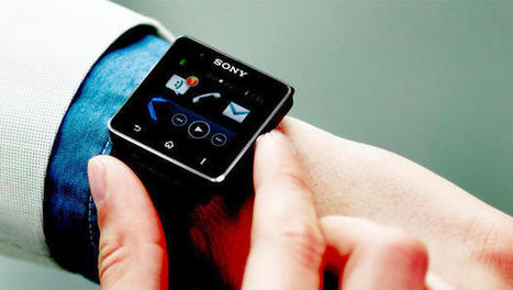 5 Surprising Principles For Designing Smartwatches | Quantified-Self & Gamification | Scoop.it