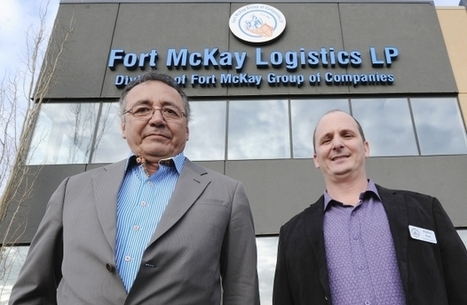 Fort McKay Logistics marks opening of Edmonton operation - Edmonton Journal | Global Logistics Trends and News | Scoop.it