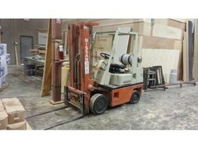 Nissan Forklift   Coast Machinery Group   Scoop.it