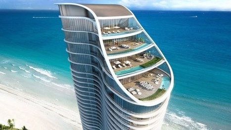 Penthouse residents in Florida to get a pool with a view   Real Estate Plus+ Daily News   Scoop.it
