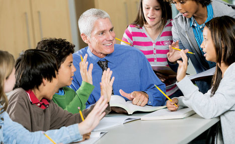 How Rich Is Your Classroom Discourse?   Cool School Ideas   Scoop.it