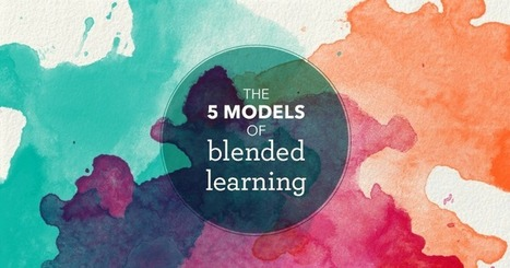 The 5 models of blended learning | Technology for Education | Scoop.it