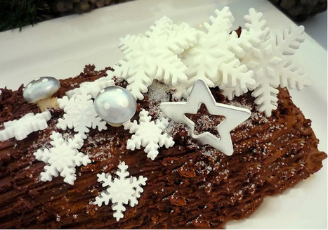 Kestaneli Yılbaşı Pastası Tarifi | Pasta Tarifleri | Scoop.it