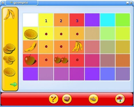 GCompris: Más de 100 actividades educativas ~ Juegos gratis y Software Educativo | Recursos educativos interactivos para hacer en casa con nuestros hijos | Scoop.it