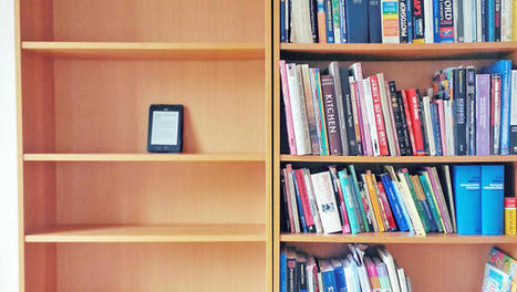 Can E-Books Save The Neighborhood Bookstore? | Beyond the Stacks | Scoop.it