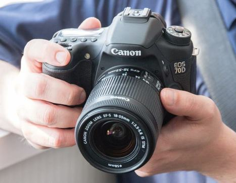 10 best DSLR cameras for beginners and experts too | Everything Photographic | Scoop.it