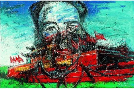 Art contemporain. Zeng Fanzhi au sommet | Danse avec moi | Scoop.it