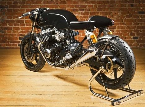 Honda CB750 Cafe Racer | Cafe Racer | Scoop.it