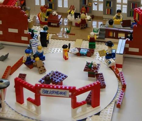 Co-Construire, produire, détourner en bibliothèque | Gazette du numérique | Scoop.it