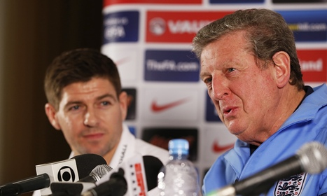 Roy Hodgson: England must learn from France's 2010 World Cup mistakes - The Guardian | World Cup 2014 | Scoop.it