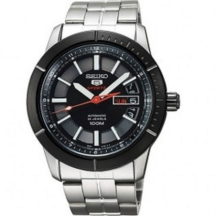 Seiko 5 Sports Automatic Watch Model - SRP341J1 Price: Buy Seiko 5 Sports Automatic Watch Model - SRP341J1 Online at Best Price in Australia | Direct Bargains | Direct Bargains Watch | Scoop.it