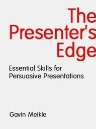 Is this the best presentation skills book you'll read this year? | Better Business Influence | Scoop.it
