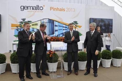 Notícias - Gemalto inaugura nova sede em Pinhais - Prefeitura de Pinhais | Internet das Coisas | Scoop.it