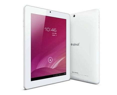 Tablet Ainol Novo 8 Find (Discover) Quadcore,tela HD | Business | Scoop.it