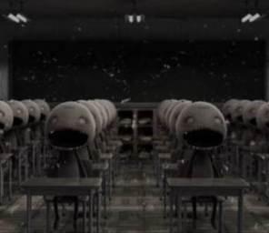 «Children» - Animation για την σκοτεινή πλευρά της εκπαίδευσης | omnia mea mecum fero | Scoop.it