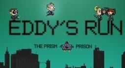 Eddysrun Un jeu en ligne en soutien à Edward Snowden | Les outils du Web 2.0 | Scoop.it