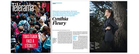 """Cynthia Fleury : """"Le souci de soi et le souci de la cité sont intimement liés""""   Solutions Human Capital   Scoop.it"""