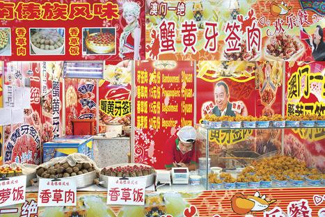 Anja Hitzenberger Chinese Fast Food | Le Journal de la Photographie | Photography Now | Scoop.it