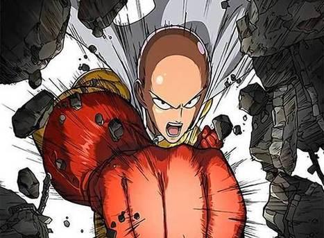 One Punch Man, aura une saison 2 - le Dojo Manga   Actualité: Manga et Anime   Scoop.it