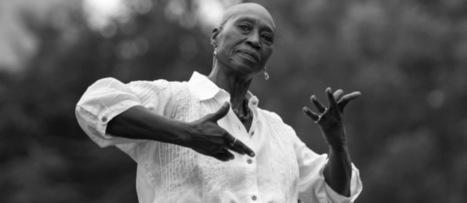 Danse africaine : Germaine Acogny, retour à Cotonou | My Africa is... | Scoop.it