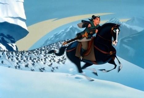 Mulan : Le dessin animé adapté en live action pour novembre 2018 | les films, grand format ou pas | Scoop.it