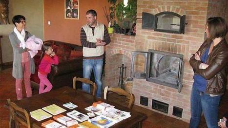 [témoignage] Julien Le Bras a présenté sa maison de paille   AutoConstruction   Scoop.it