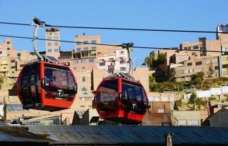 Ile-de-France : Pourquoi le téléphérique urbain séduit tant? | transports par cable - tram aérien | Scoop.it