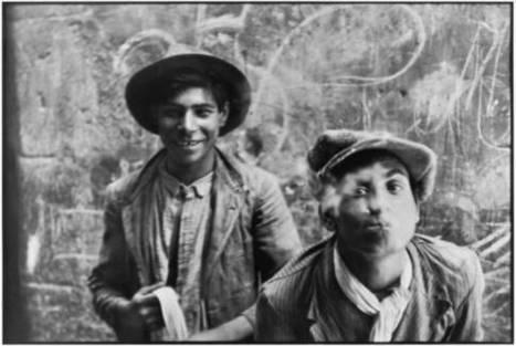 Henri Cartier-Bresson: l'anthropologue visuel | Ca m'interpelle... | Scoop.it