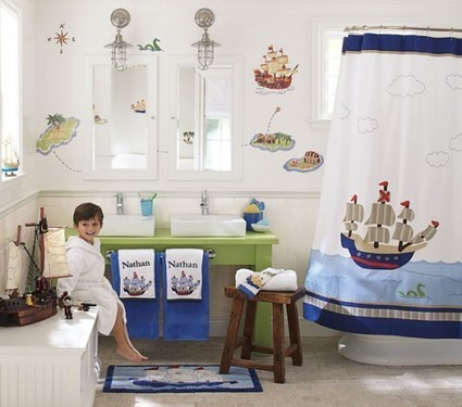 Kids Bathroom Ideas | Bathroom Design Ideas 2012 | Scoop.it