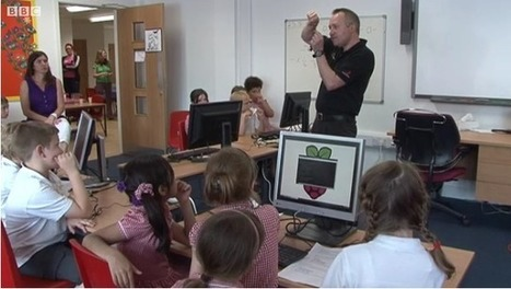 BBC news video – Raspberry Pi at St Matthew's primary school ... | Raspberry Pi | Scoop.it