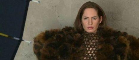 Il crée des robes... avec des cheveux ! | INTERSTYLEPARIS  Fashion News | Scoop.it