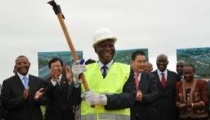 Chine : dix milliards de dollars pour la Côte d'Ivoire | La relance de l'économie ivoirienne après la crise post-électorale | Scoop.it